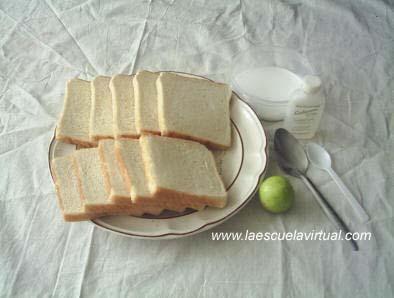 Resultado de imagen para Pasta de miga de pan
